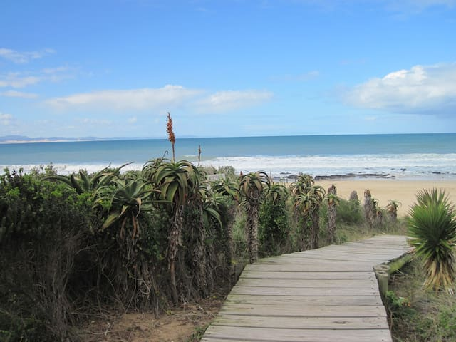 Supertubes Accommodation in Jeffreys Bay - Jeffreys Bay - Rumah