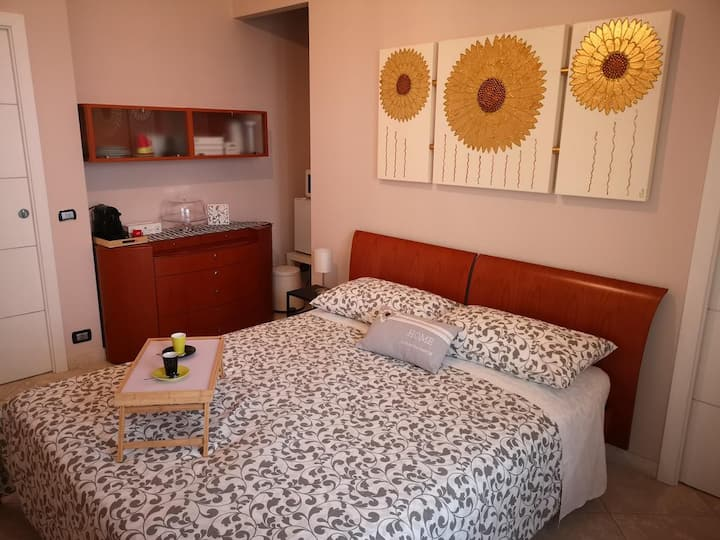 B&B L'Annunziata- Double room and private bathroom