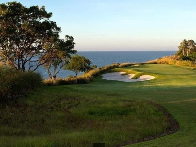 Golf can be arranged for guests. Voted  Best golf course in Asia. Spectacular Golf