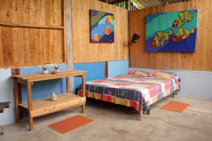 Arte y Aventura Habitación Manglar