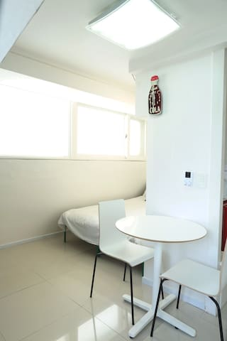 Unit #402: NEW modern studio for two in Garosugil