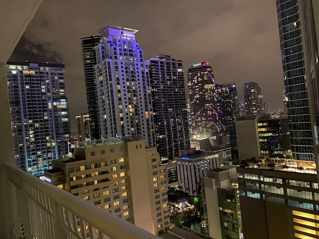 Alojamiento en Brickell ( Miami)