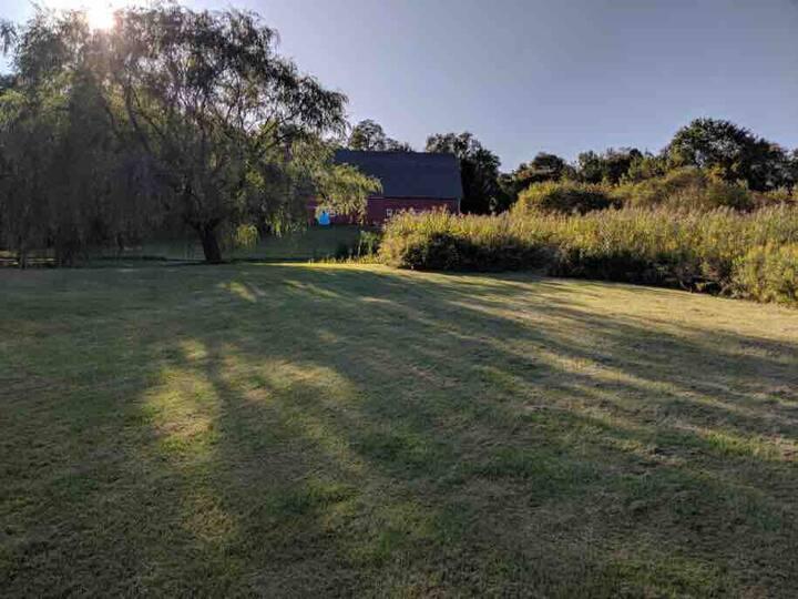 Rural Camping Close to Saratoga