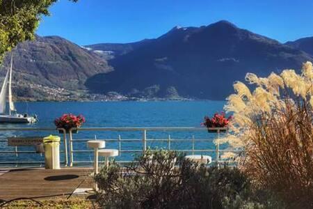 Perla Lake House - Attico Luxory - Vista Lago
