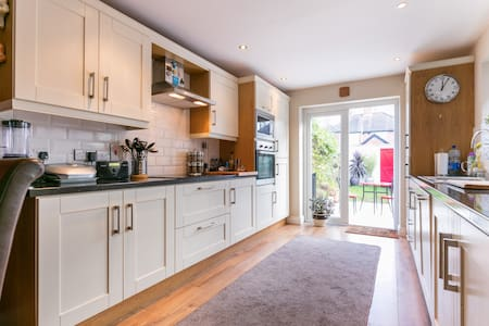 Beautiful house, excellent links - Belfast - Maison