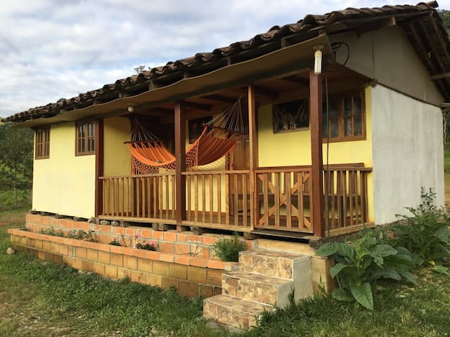 Cozy cottage south of Ecuador - Piuntza