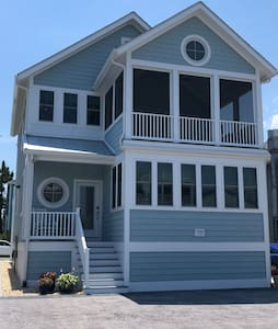Sand Pebble in Bethany, your family's beach house!