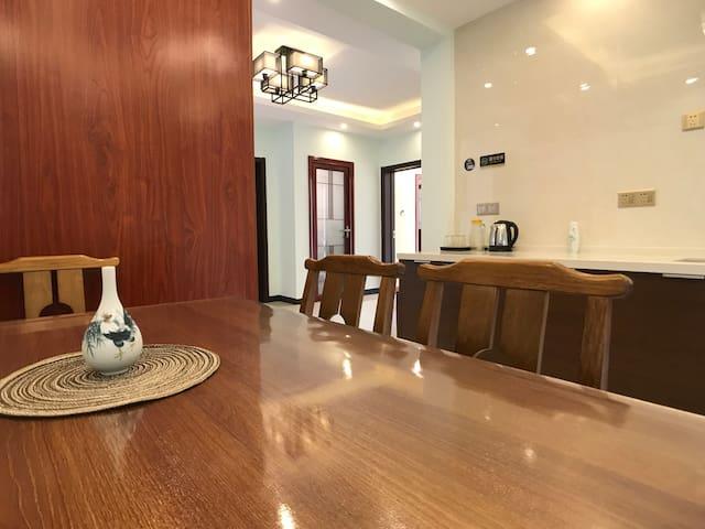 古南塔/新中式公寓/双卧室豪华套房