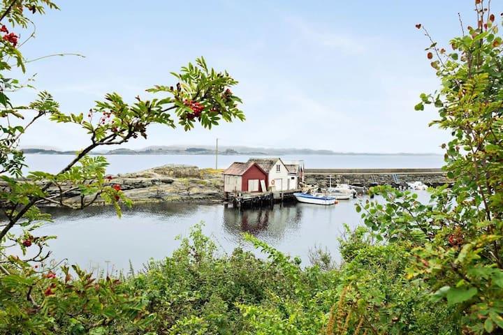 Finn roen i sjøkanten - bolig med 4 soverom