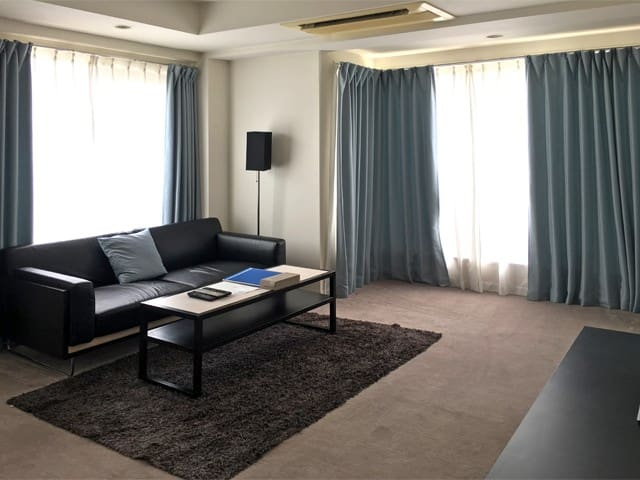 Short Stay Residence_1BR  Deluxe type Max 5 guests