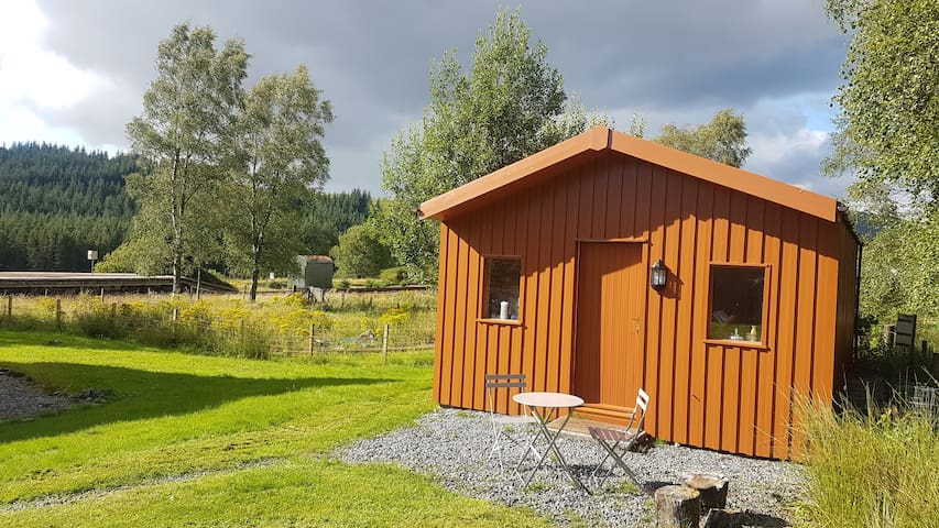 The Cabin, Rannoch Station