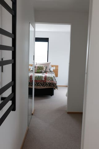Ensuite access to master bedroom