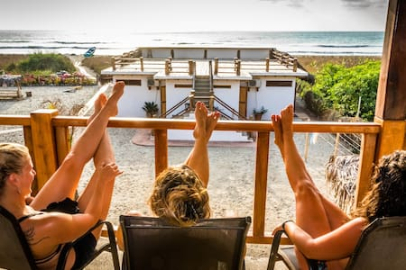 Canoa Suites, Loft Unit Beach Front - Canoa - Butikový hotel