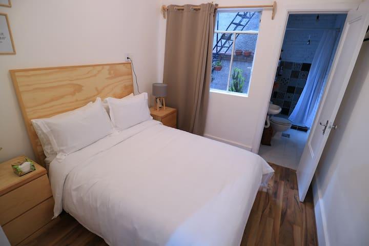 Habitación #2 - Baño privado