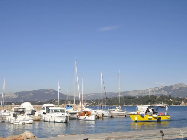 Au calme dans un jardin méditerranéen