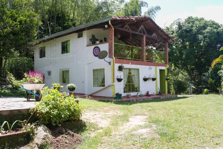 Finca la Esperanza, Fredonia Antioquia