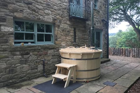 Hill Farm, Dog friendly, Hot tub from 01.09. 20