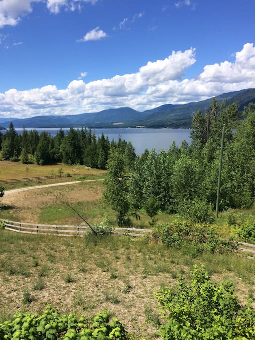 Amazing View Of Shuswap Lake From Your Private Deck