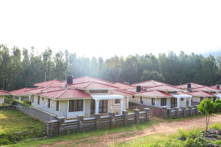 Oaks Villa 4BHK