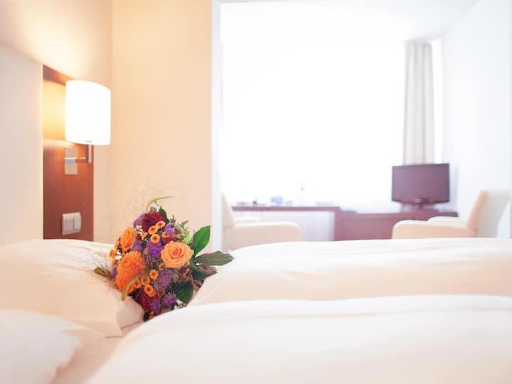 Radisson Blu Hotel Erfurt (Erfurt) - LOH05558, Doppelzimmer Superior Class mit Du/WC