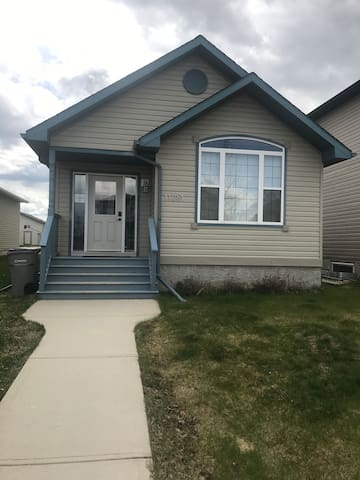 Main level of home, 2 bedrooms 1 bath