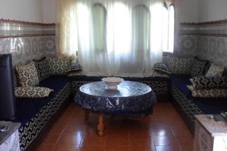 Trés beau rez de chaussé villa à Capo Negro maroc - Cabo Negro