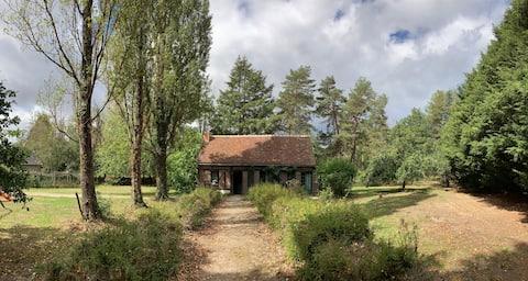 Joli gite à colombage dans  la campagne Giennoise