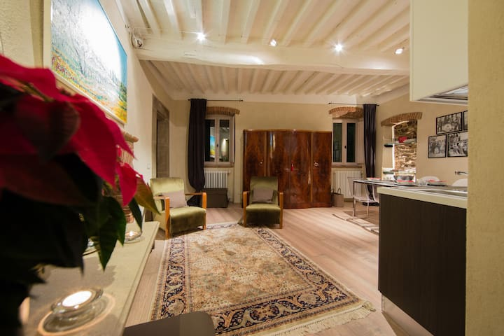 Appartamento centro storico Cortona - Cortona