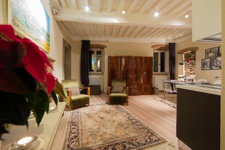 Appartamento centro storico Cortona - Cortona - Wohnung