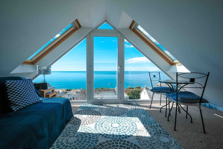 Coastal Studio Loft Apartment