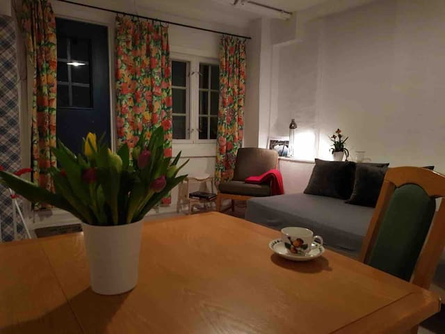 Studio apartment in Holmenkollen