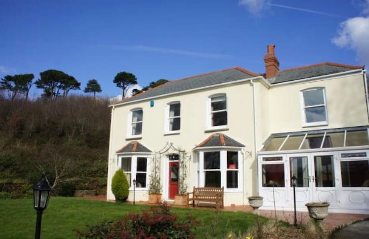 Gregory Lodge - Cornwall - Hotel boutique