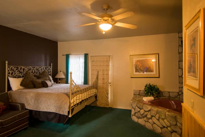 King Spa Suite #46