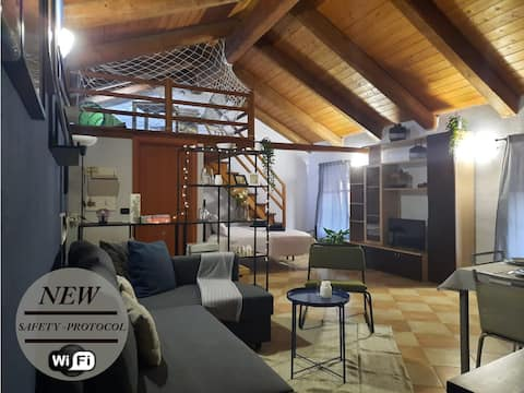 LOFT 47: NEW IN THE LANGHE