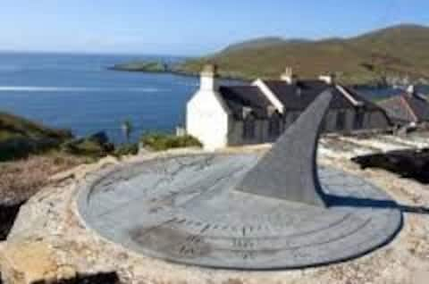 The Lightkeepers Cottage of Dursey Sound, Beara