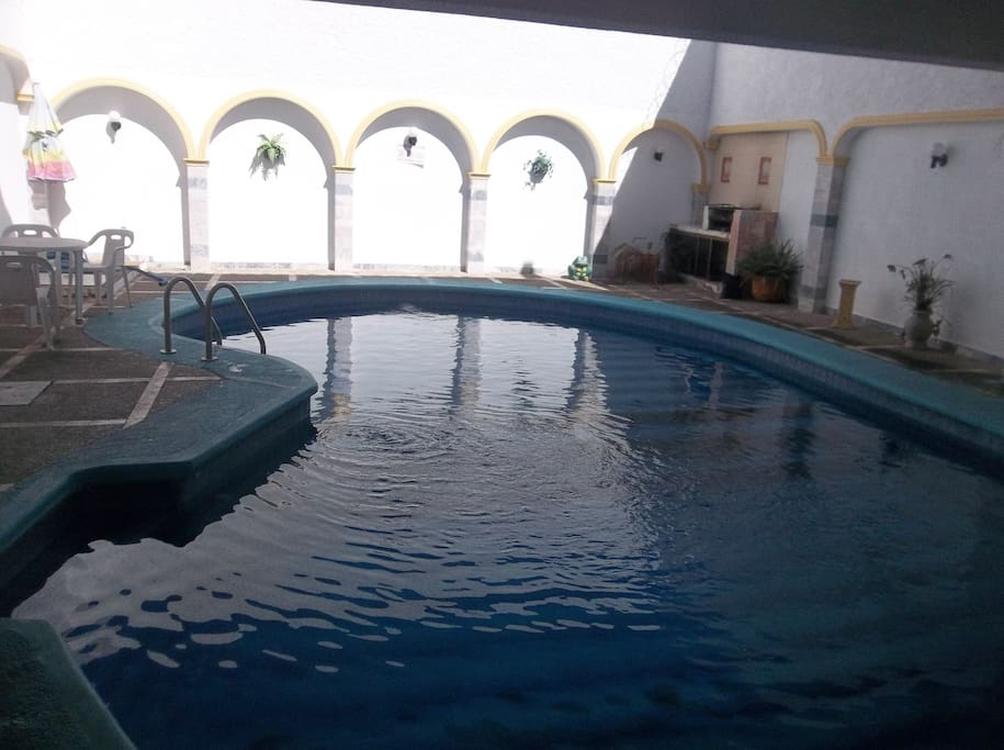 Private Inground Pool