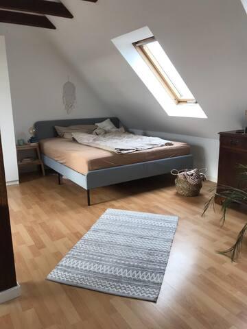 Maisonette Wohnung in der Kölner Südstadt