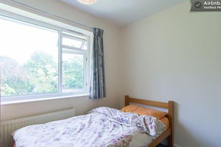 Single Room in Cambridge - Cambridgeshire - Casa