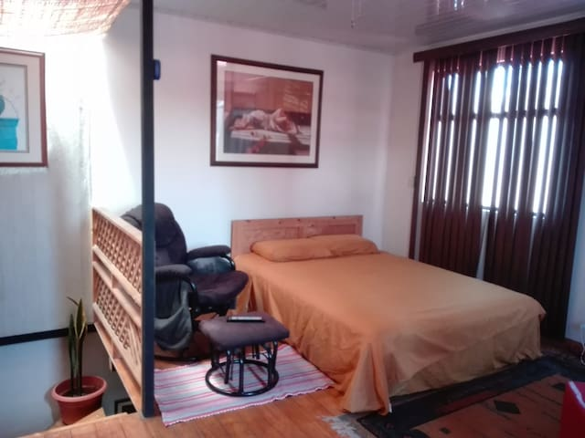 Comfy Loft in Heredia Downtown - Heredia - Loft