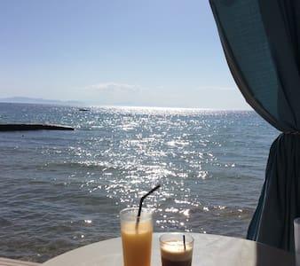 Athenian Riviera- Seaside Apartment - Vouliagmeni - Wohnung