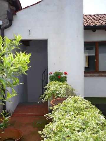 La Villa nel borgo