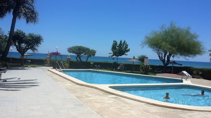 Nice apartment with beautiful view ... - El Campello - Leilighet