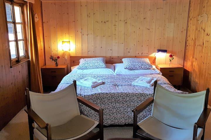 Le Mazot - Grande chambre cosy