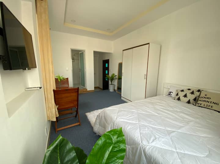 [NEW SALE 20%] COZY ROOM IN VILLA  NEAR AIRPORT