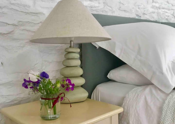 Croyde Farm bed and breakfast. The Boot Room