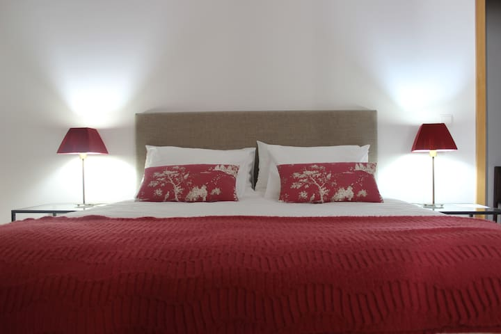Porta Nova Bedroom - Braga - Bed & Breakfast