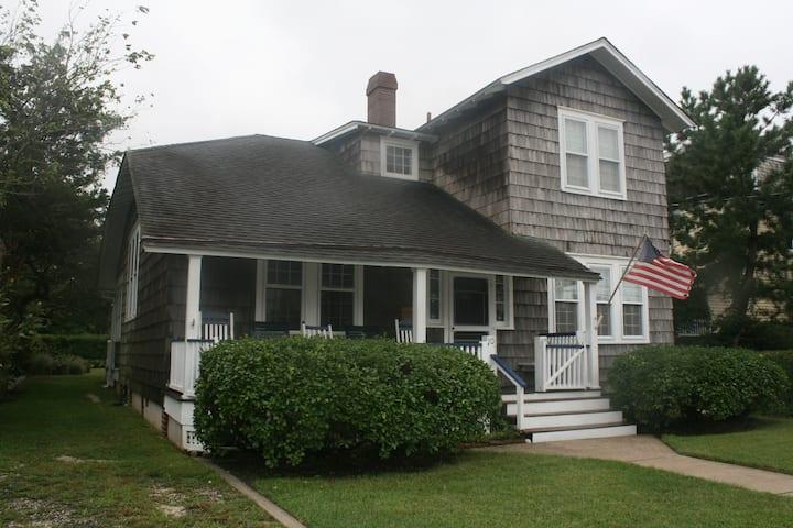 The Fiske Cottage