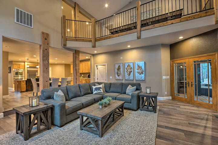 Sleek Reno-Lake Tahoe Retreat, 4 Mi to Ski Mt Rose