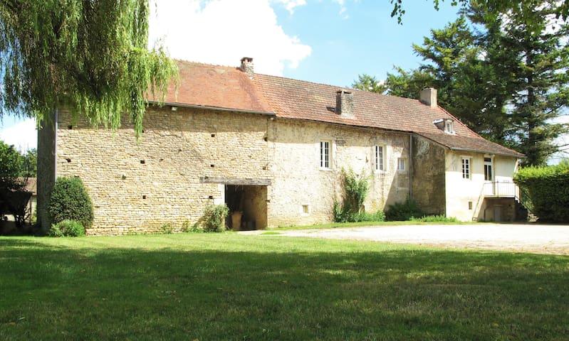 Maison Saint Jacques (18eme siècle) - Thenissey - Talo