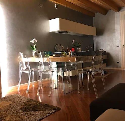 Design cozy villette housing